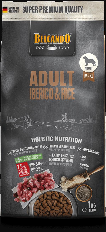BELCANDO® Adult Iberico & Rice