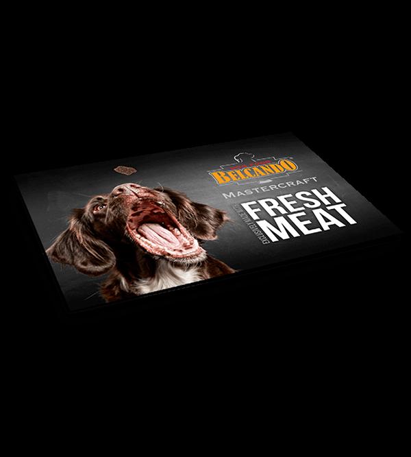 BELCANDO® MASTERCRAFT Dog Box FRESH BEEF