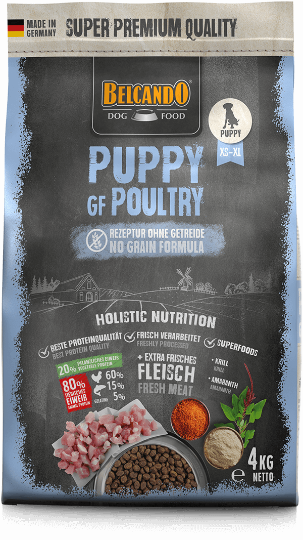 Belcando-Puppy-GF-Poultry-4kg-front