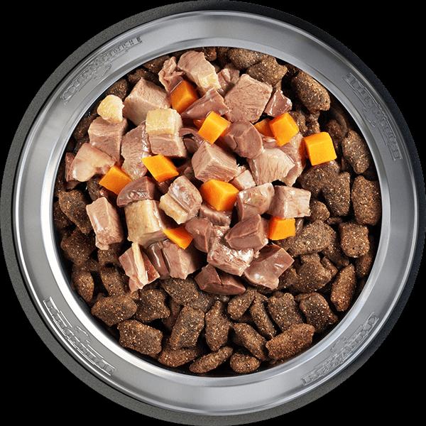 BELCANDO® MASTERCRAFT Topping Ente mit Süßkartoffel (12er Pack)