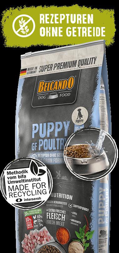 belcando-puppy-gf-poultry-besonderheiten