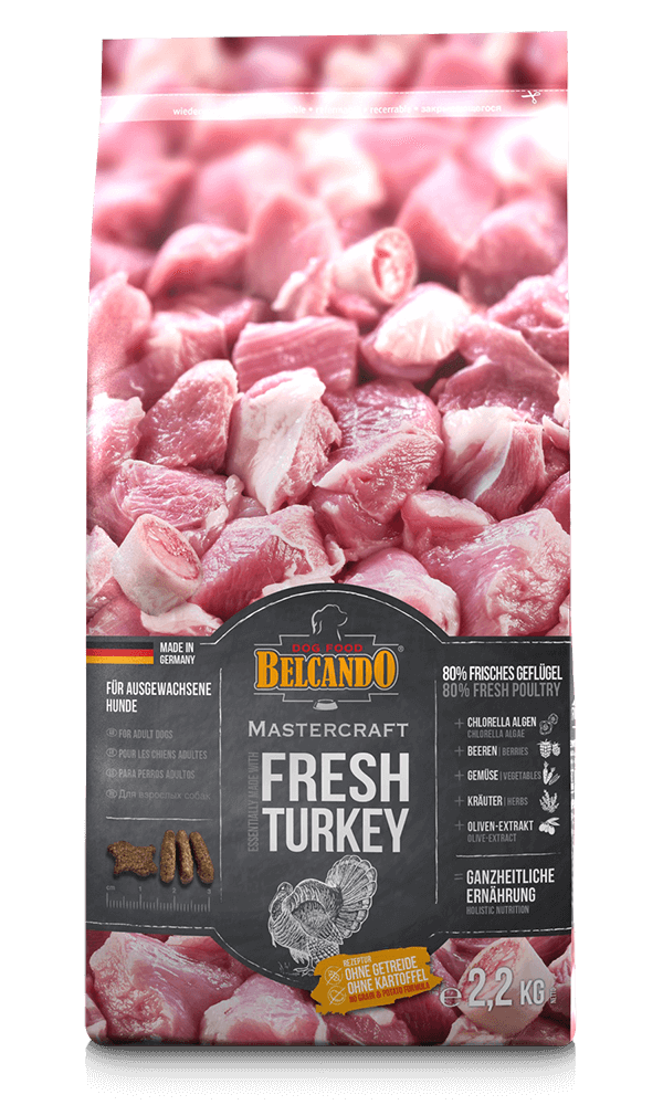 BELCANDO® MASTERCRAFT Fresh Turkey