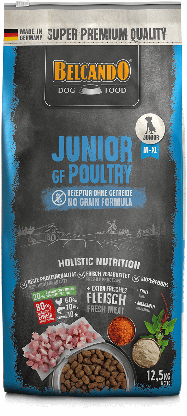 Belcando-Junior-GF-Poultry-12kg-front